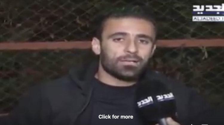 Lebanese Footballer Thinks He's as Good as Cristiano Ronaldo
