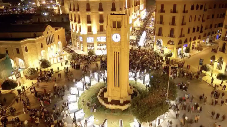 There's a MEGA NYE Party Taking Place in Beirut's Iconic Nejmeh Square