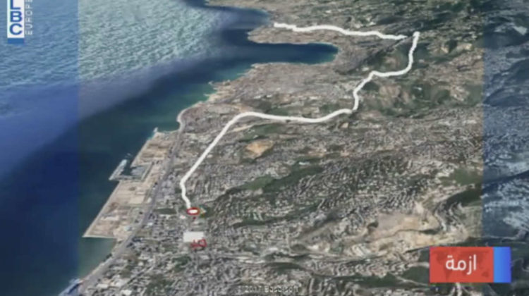 New Plans for a Highway Linking Dbayyeh to Okaibeh Passing Through Jeita & Adma