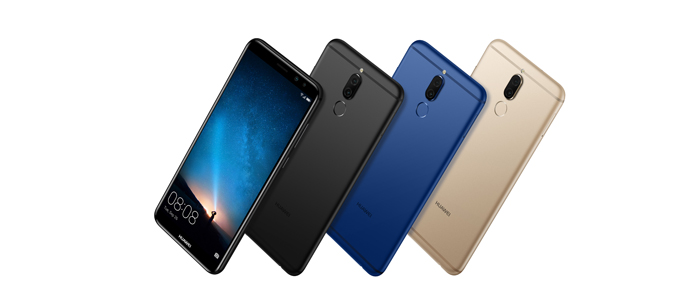 Huawei is Releasing a Mate 10 Lite Edition