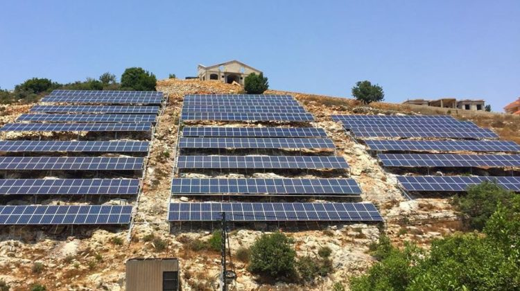 First Community Solar System Project Launched in South Lebanon