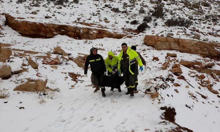 15 Syrian Refugees Found Frozen to Death On Their Way to Lebanon