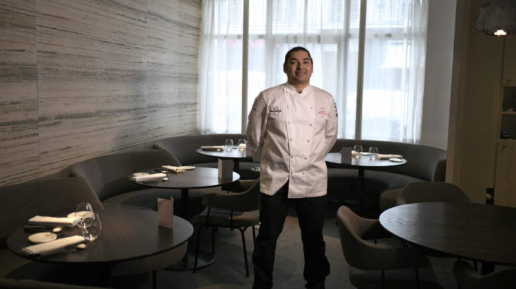 Lebanese Alain Geaam From a Homeless Dishwasher to a Michelin-starred chef
