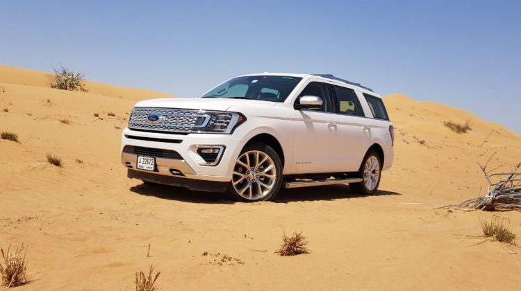 #UltimateEXPEDITION With Ford in Ras Al Khaimah, Dubai