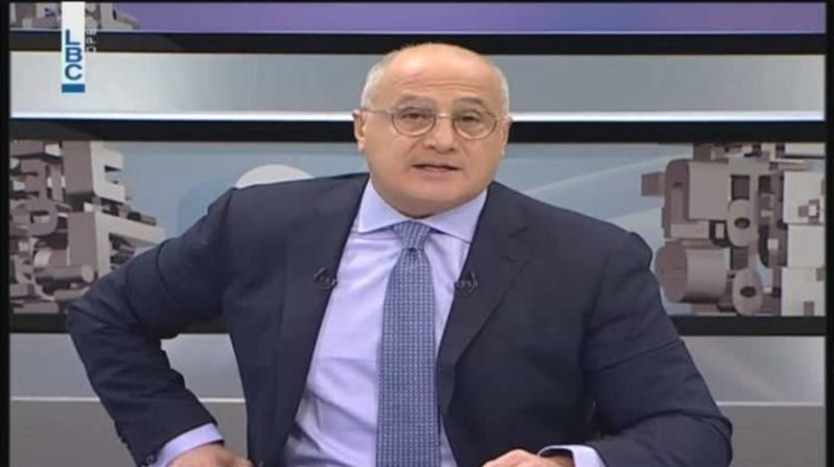 Marcel Ghanem is Leaving LBCI after 27 Years