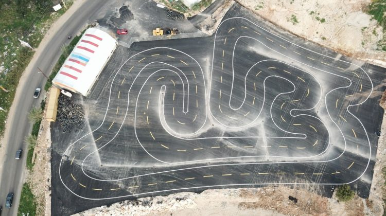 NFS Karting: A New Karting Track in Hadath