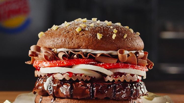 Burger King is Launching a Chocolate Whopper