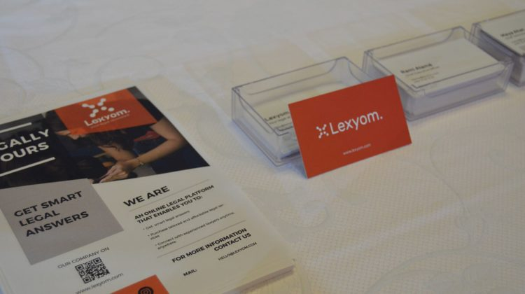 Lexyom: A Startup Solution For Your Legal Matters