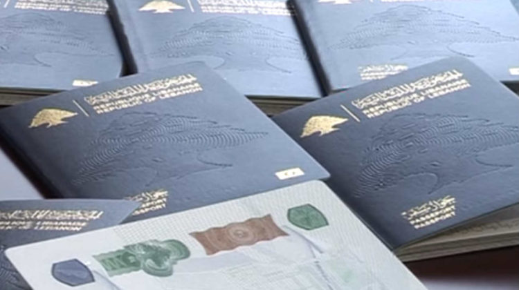 Expats Will ONLY be Charged 1000 LL for Issuing a Lebanese Passport