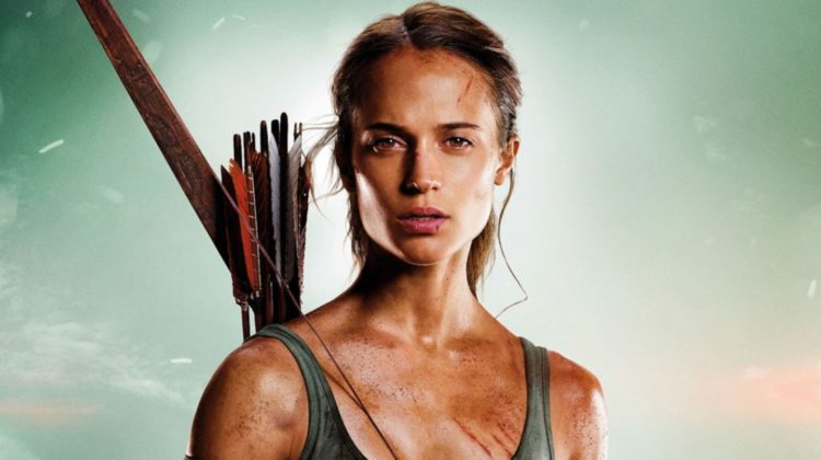 Movie Review: Tomb Raider [2018]