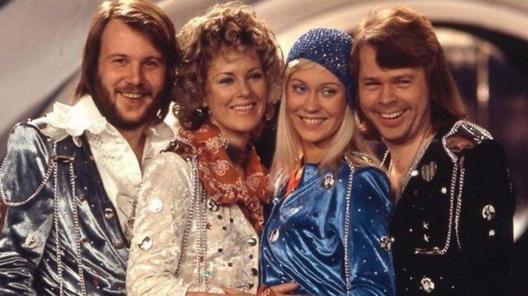Abba Reunited After 35 Years to Record New Songs!
