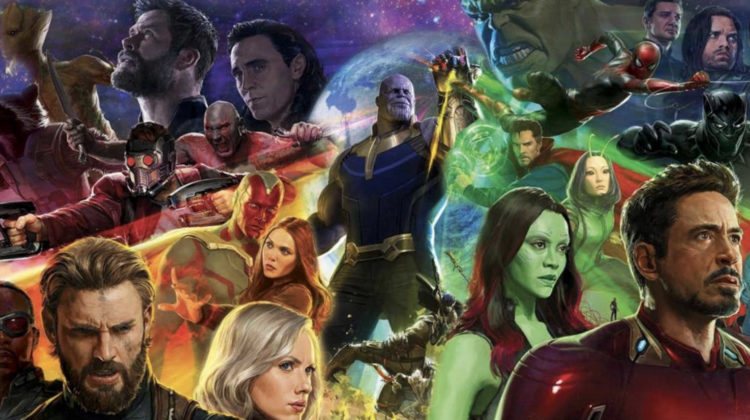 Movie Review: Avengers Infinity War [2018]