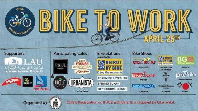 Who's Biking to Work Tomorrow?
