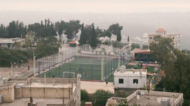 #ForwardWithLebanon: Mini Football Court in Ain Qana