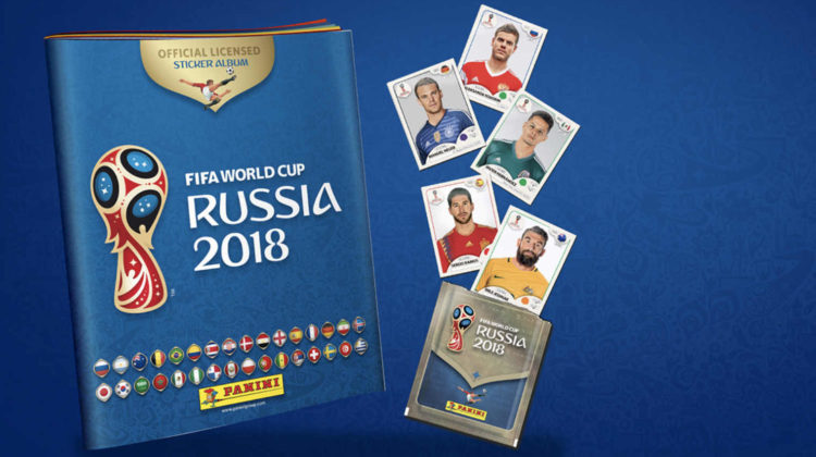 The Cost of Filling The 2018 Panini World Cup