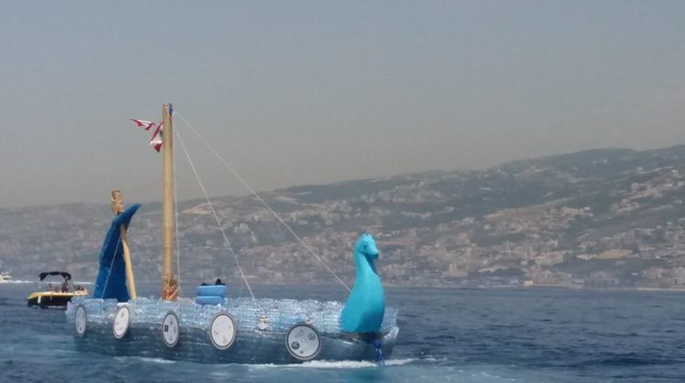Make Way For The Biggest Phoenician Ship Built Out of Plastic Bottles