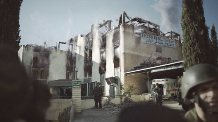 A Powerful ICRC Video On Targeting Hospitals in War Zones