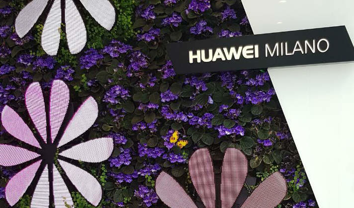 The Huawei Experience in Milano