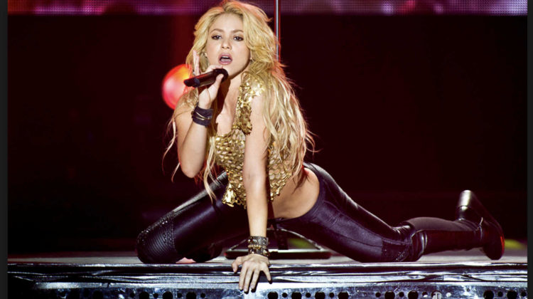 Shakira To Perform at The 2018 Cedar International Festival (CIF)