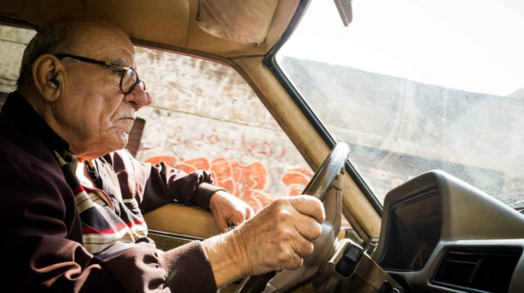 "Lebanon's ""Service"" Drivers Through the Lens of Ghaleb Cababe"