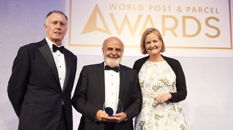 "LibanPost Wins 2018 ""World Post & Parcel Award"" in The CSR Category"