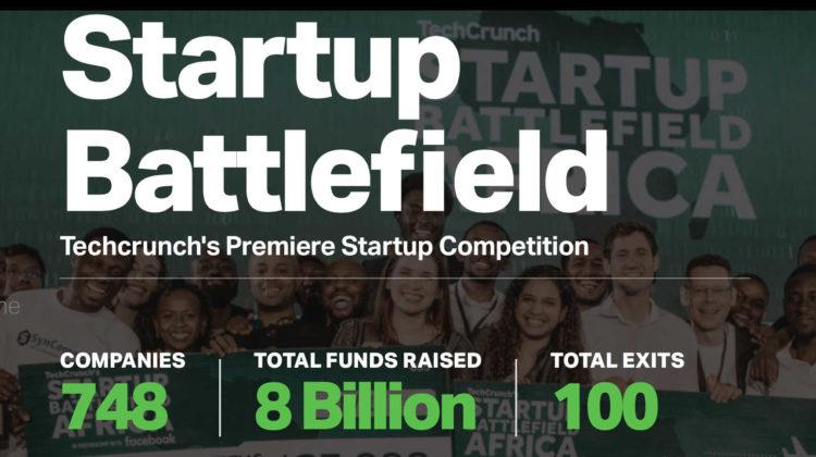 TechCrunch's Startup Battlefield is Coming in October to #Beirut