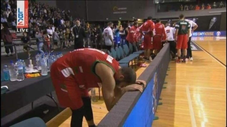 Basketball – Lebanon fades in the dying minutes against New Zealand