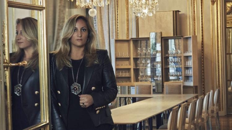 "Lebanese Aline Asmar d'Amman to Redesign Tour Eiffel's Iconic ""Le Jules Verne"""