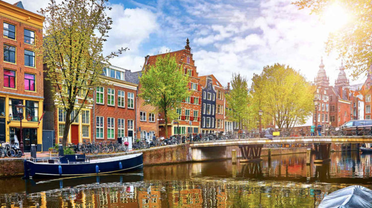 Direct Flights from #Beirut to #Amsterdam