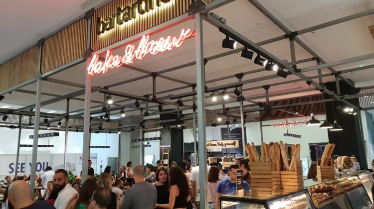"""Bartartine Opens at ABC Dbayyeh With New """"Bake & Brew"""" Concept"""