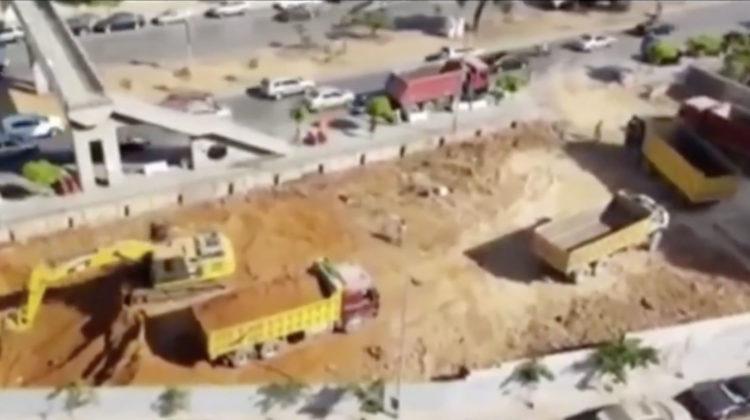 Works Halted at Horsh Beirut For New General Security Bldg