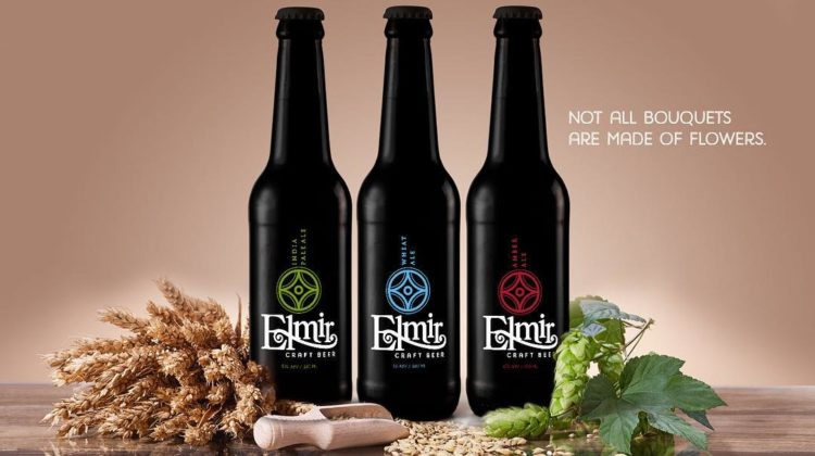 There's a New Beer in Town: Elmir Craft Beer