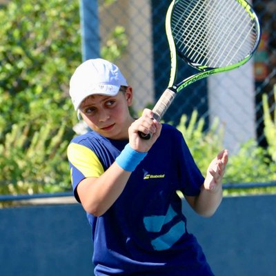 Tennis Legend Rafael Nadal endorses 11-year-old Lebanese Marc Krajekian in Fight for Cancer