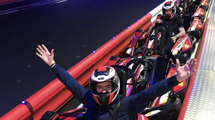 First Indoor Karting Circuit Opens in #Lebanon