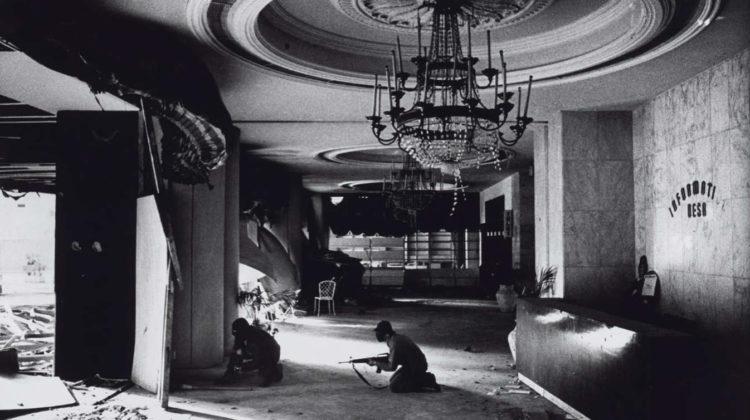 War Hotels: Holiday Inn #Beirut Documentary