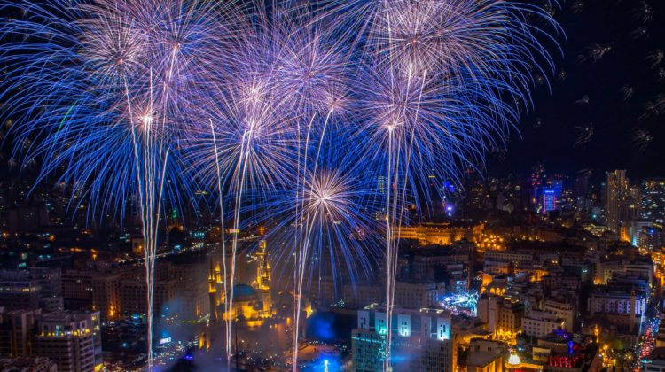 National Geographic Featured Beirut Among Its Top 10 New Year's Eve Celebrations 2019