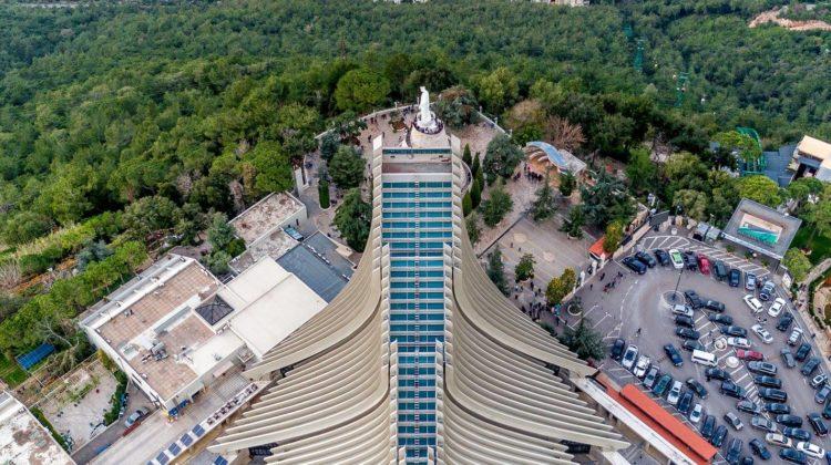 Visit Our Lady of Lebanon (Harissa) Virtually