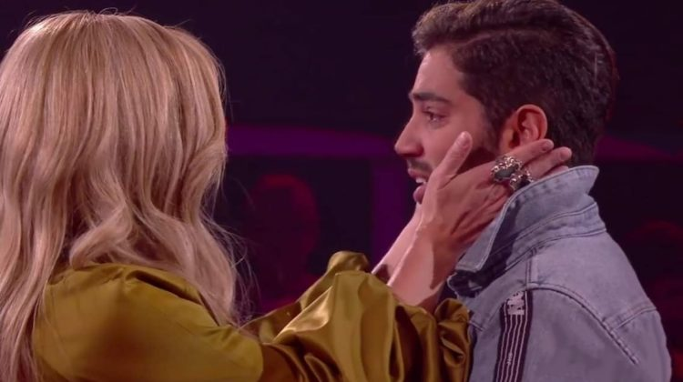 Lebanese Mory Hatem Selected by Lara Fabian in The Voice Canada