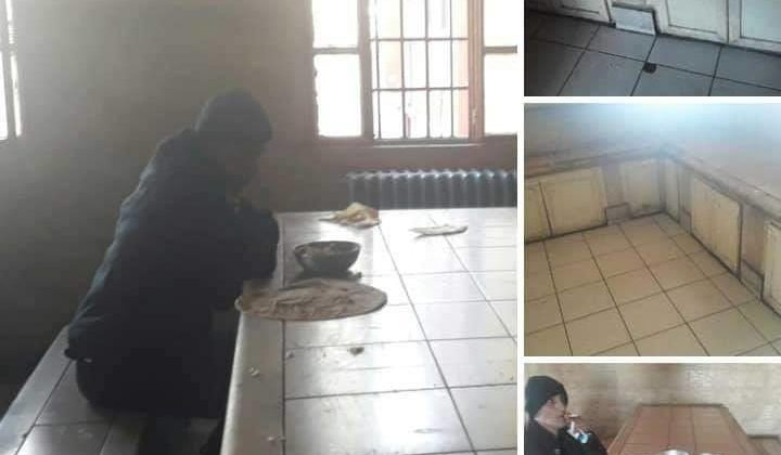 "Disturbing Images from Msayleh's Mental Hospital ""Al Fanar"""