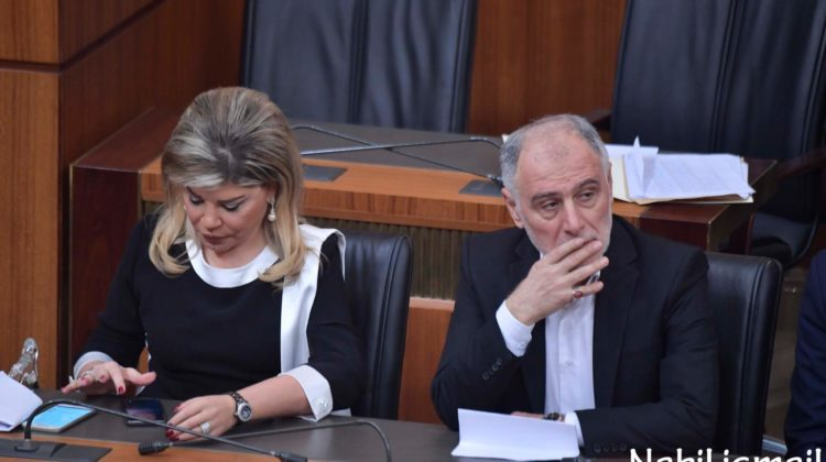 No Love Between Minister Chidiac & Minister Fneish