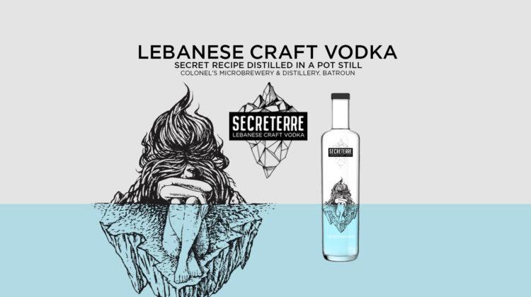 Secreterre Vodka: The First Locally Produced Vodka