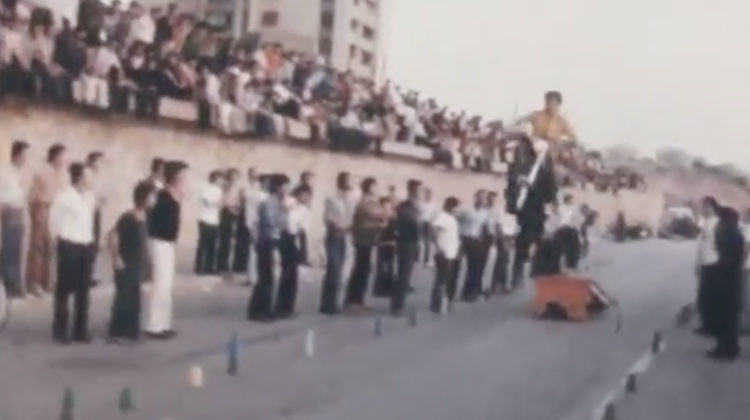 Street Bike Stunts – Beirut 1979