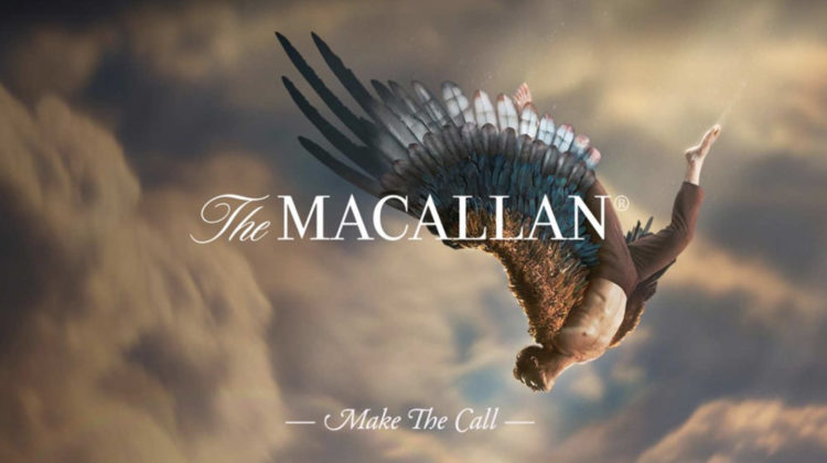Make The Call: A Fantastical Visual Metaphor Bringing Macallan's First Ever Campaign to Life