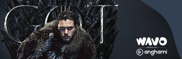 Anghami Offering Game of Thrones Live Streaming Service