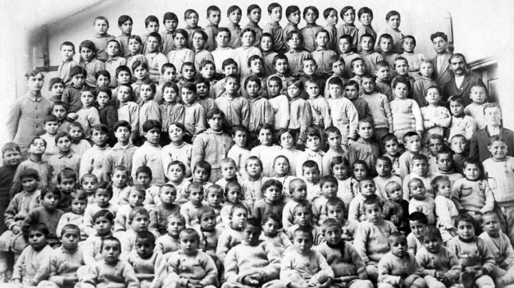 Remembering The #ArmenianGenocide: Antoura School's Mass Grave