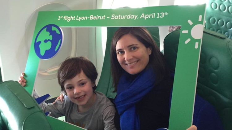 Transavia Lyon-Beirut Route Officially Launched
