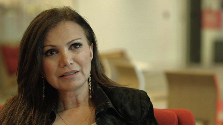 Journalist Gisele Khoury Awarded the French Order of Chivalry