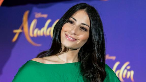Hiba Tawaji is The Voice of Princess Jasmine in Aladdin's French Version