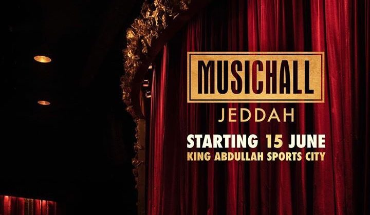MusicHall to launch in Saudi Arabia on June 15, as Jeddah hosts stellar music event lineup