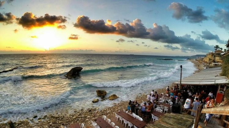 2019 List of Safe Beaches in Lebanon